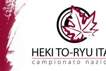 Heki To-Ryu - Campionato nazionale di Kyudo