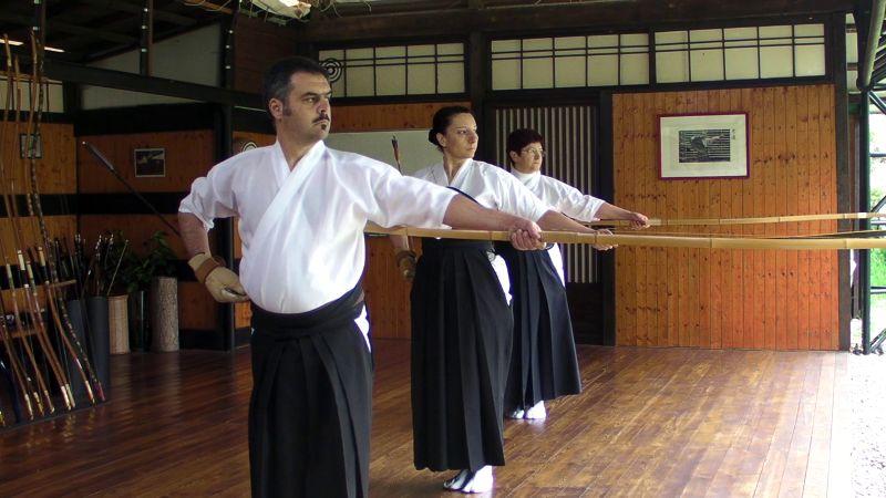Associazione Italiana Kyudo – Incontro annuale (4-5 maggio 2013)