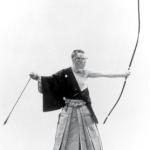 Kyudo (l'arte del tiro con l'arco giapponese)