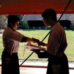 Corso di Kyudo (tiro con l'arco giapponese) a Collegno (TO)