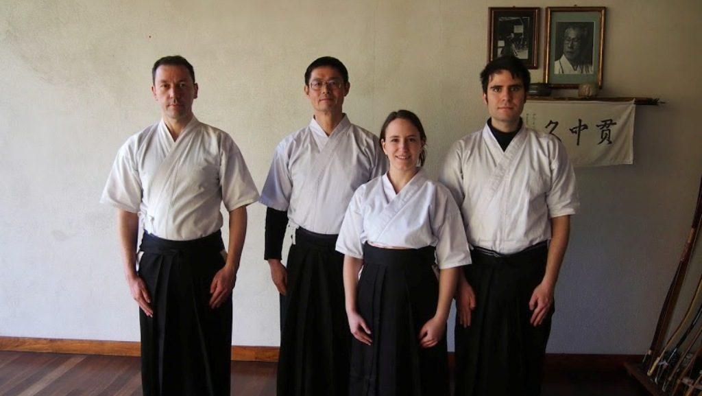 Seminario Heki To-Ryu (26-30 Marzo 2014)