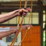 Taikai: le competizioni di kyudo