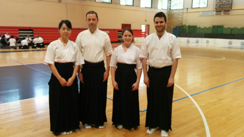 Campionato Nazionale Heki To-Ryu 2014