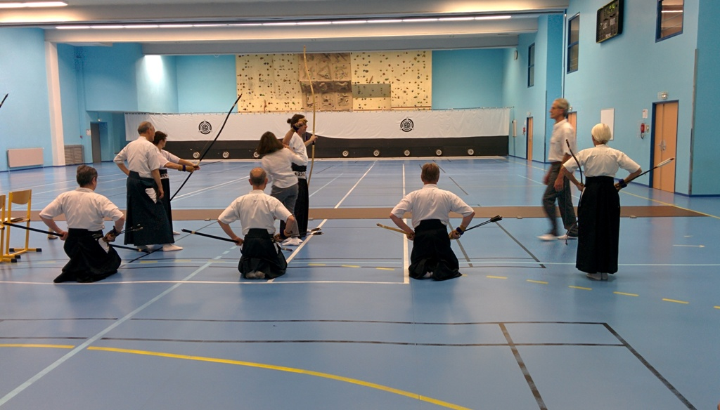 Third IKYF International Kyudo Seminar