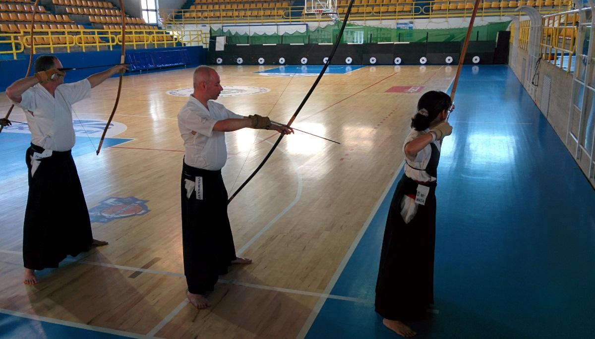 Seminario estivo Heki To-Ryu (agosto 2014)