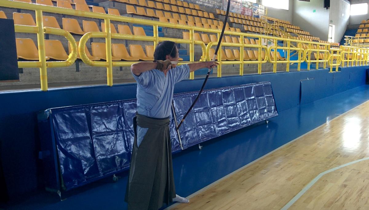 Seminario Heki To-Ryu (agosto 2014)