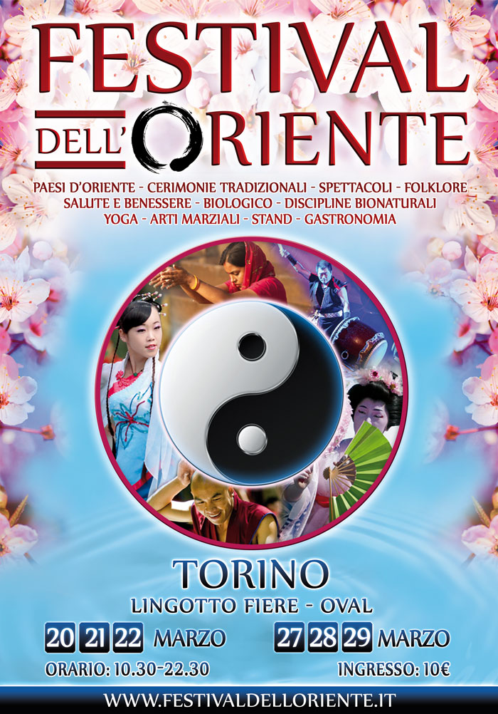 Festival dell'Oriente Torino