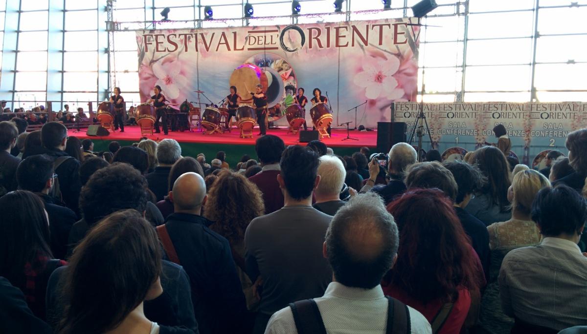 Festival dell'Oriente - Torino - Taiko