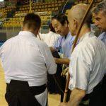 Seminario Heki To-Ryu agosto 2016