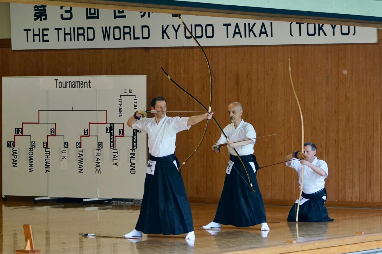 3º World Kyudo Taikai