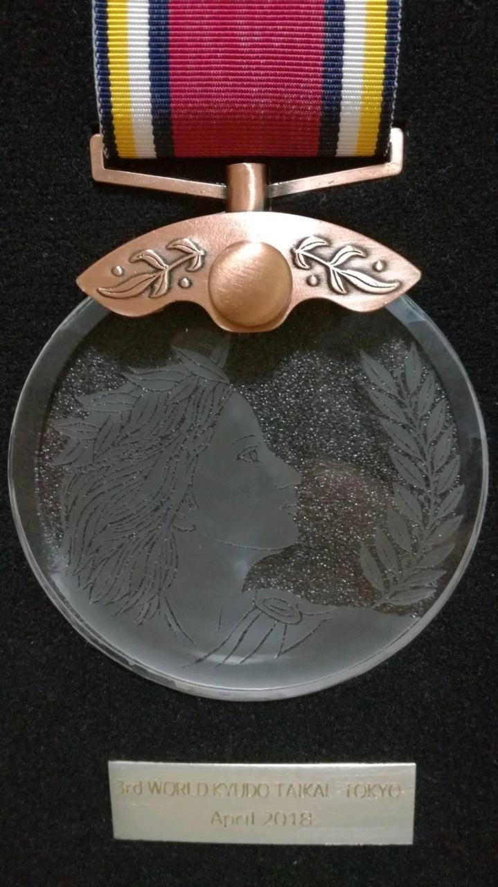 3º World Kyudo Taikai