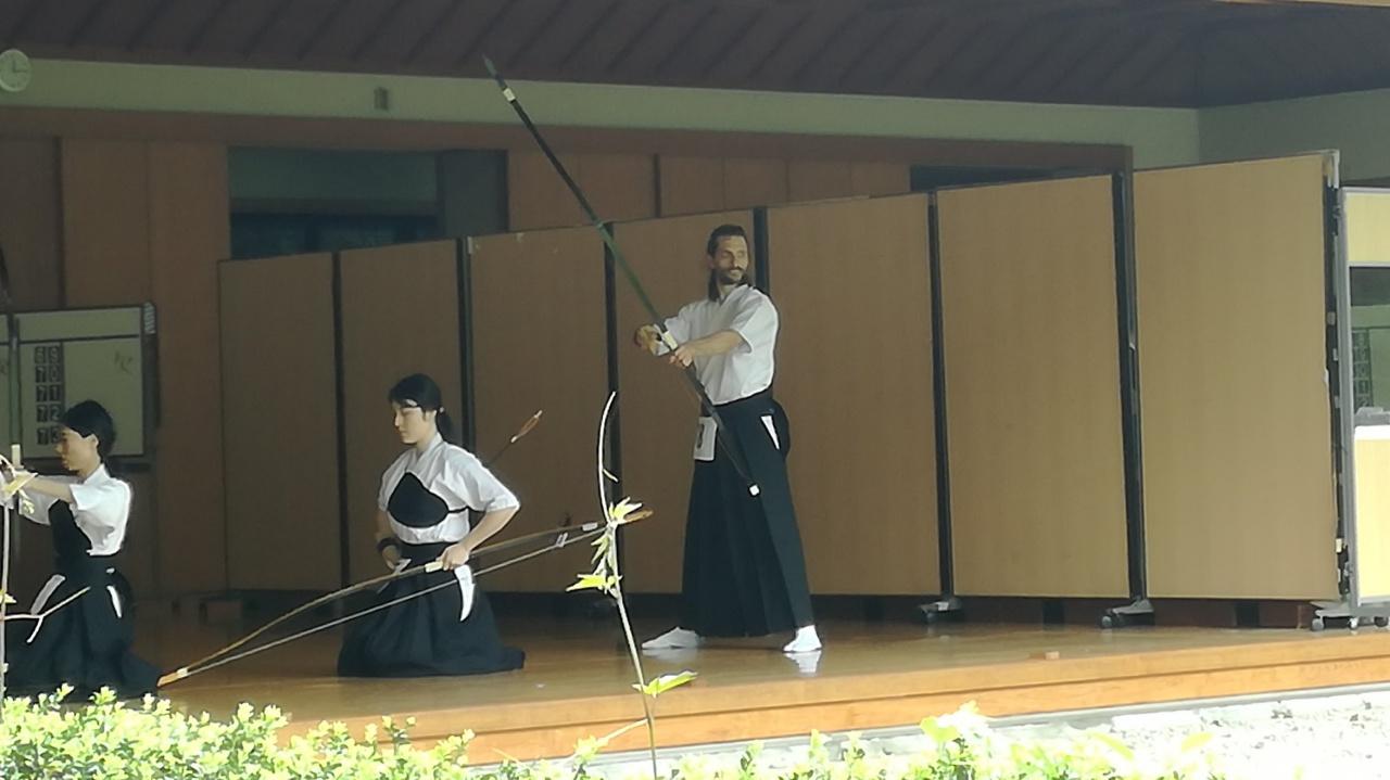 4th IKYF International Kyudo Seminar